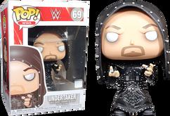 WWE - The Undertaker Hooded Pop! Vinyl Figure