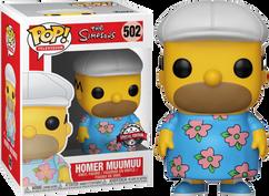 The Simpsons - Homer in Muumuu US Exclusive Pop! Vinyl Figure