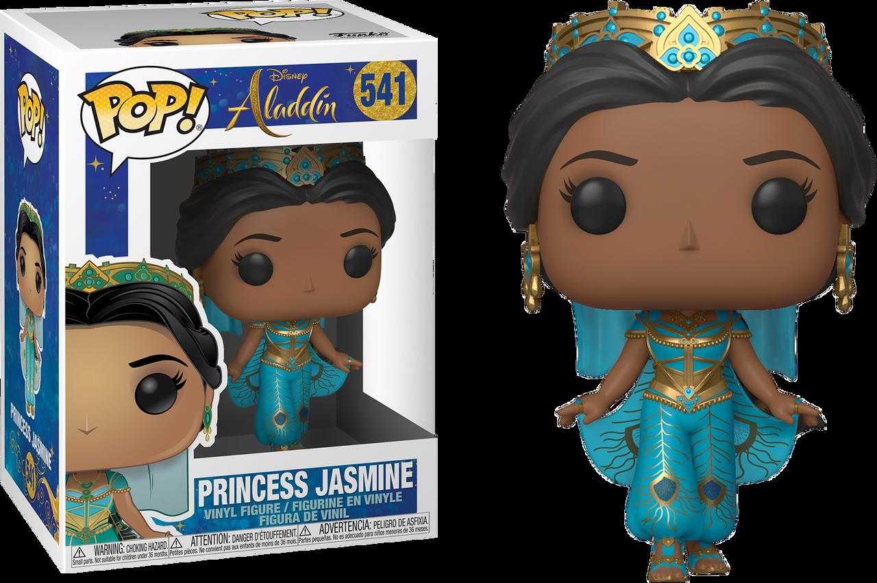 Aladdin 2019 Princess Jasmine Pop Vinyl Figure