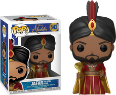 Aladdin (2019) - Jafar The Royal Vizier Pop! Vinyl Figure