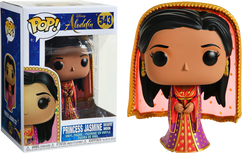 Aladdin (2019) - Princess Jasmine in Desert Moon Dress US Exclusive Pop! Vinyl Figure
