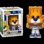 MLB Baseball - Sluggerrr Kansas City Royals Mascot Pop! Vinyl Figure