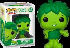 B&G Foods - Little Green Sprout Pop! Vinyl Figure
