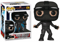 Spider-Man: Far From Home - Spider-Man in Stealth Suit with Goggles Up US Exclusive Pop! Vinyl Figure