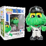 MLB Baseball - Southpaw Chicago White Sox Mascot Pop! Vinyl Figure