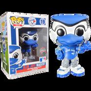 MLB Baseball - Ace Toronto Blue Jays Mascot Pop! Vinyl Figure