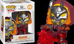 Overwatch - Reaper Hell Fire US Exclusive Pop! Vinyl Figure