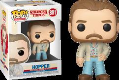 Stranger Things 3 - Hopper Pop! Vinyl Figure