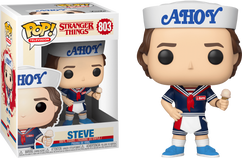 Stranger Things 3 - Steve with Ice Cream Pop! Vinyl Figure