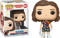 Stranger Things 3 - Eleven in Mall Outfit Pop! Vinyl Figure