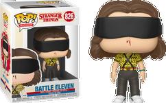 Stranger Things 3 - Battle Eleven Pop! Vinyl Figure