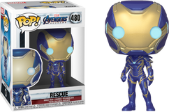 Avengers 4: Endgame - Rescue Pop! Vinyl Figure