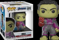 "Avengers 4: Endgame - Hulk with Infinity Gauntlet Super Sized 6"" Pop! Vinyl Figure"