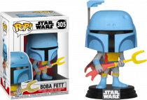 Star Wars - Boba Fett Animated US Exclusive Pop! Vinyl Figure