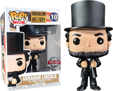 American History - Abraham Lincoln US Exclusive Pop! Vinyl Figure