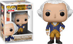 American History - George Washington Pop! Vinyl Figure