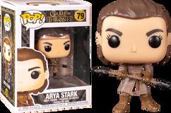 Game of Thrones - Arya Stark with Two-Headed Spear Pop! Vinyl Figure
