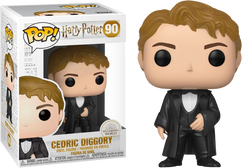 Harry Potter - Cedric Diggory Yule Ball Pop! Vinyl Figure