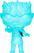 Game of Thrones - Crystal Night King with Dagger Glow in the Dark US Exclusive Pop! Vinyl Figure
