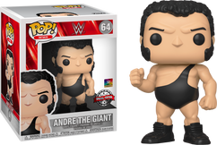 "WWE - Andre The Giant 6"" Super Sized US Exclusive Pop! Vinyl Figure"