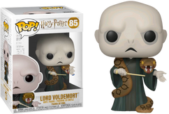 Harry Potter - Lord Voldemort with Nagini US Exclusive Pop! Vinyl Figure