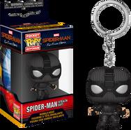 Spider-Man: Far From Home - Spider-Man in Stealth Suit Pocket Pop! Vinyl Keychain