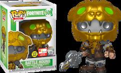 Fortnite - Battle Hound Pop! Vinyl Figure (2019 E3 Convention Exclusive)