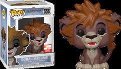 Kingdom Hearts - Sora (Lion Form) Pop! Vinyl Figure (2019 E3 Convention Exclusive)