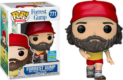 Forrest Gump - Forrest Gump with Beard SDCC19 Pop! Vinyl Figure