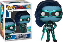 Captain Marvel (2019) - Minn-Erva SDCC19 Pop! Vinyl Figure