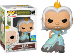 Disenchantment - Bean in Wedding Dress SDCC19 Pop! Vinyl Figure
