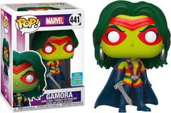 Guardians of the Galaxy - Gamora Classic SDCC19 Pop! Vinyl Figure