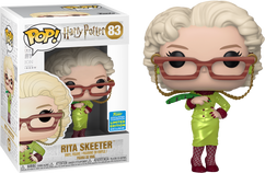 Harry Potter - Rita Skeeter SDCC19 Pop! Vinyl Figure