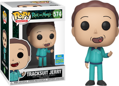 Rick and Morty - Jerry in Tracksuit SDCC19 Pop! Vinyl Figure