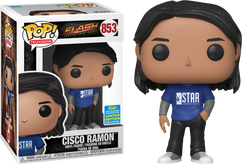 The Flash (2014) - Cisco Ramon SDCC19 Pop! Vinyl Figure