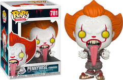 It: Chapter Two - Pennywise Funhouse Pop! Vinyl Figure