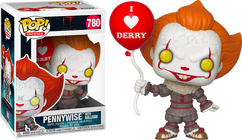 It: Chapter Two - Pennywise with Balloon Pop! Vinyl Figure