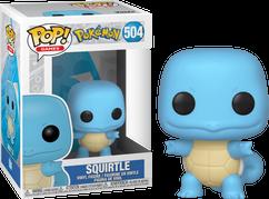 Pokemon - Squirtle Pop! Vinyl Figure