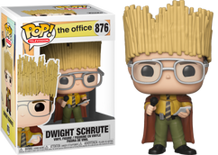 The Office - Dwight Schrute as Hay King US Exclusive Pop! Vinyl Figure