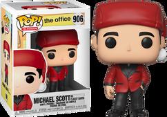 The Office - Michael Scott as Santa Bond Pop! Vinyl Figure