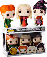 Hocus Pocus - The Sanderson Sisters US Exclusive Pop! Vinyl Figure 3-Pack