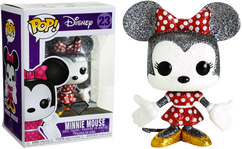 Disney - Minnie Mouse Diamond Glitter Pop! Vinyl Figure