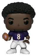 NFL Football - Lamar Jackson Baltimore Ravens Pop! Vinyl Figure