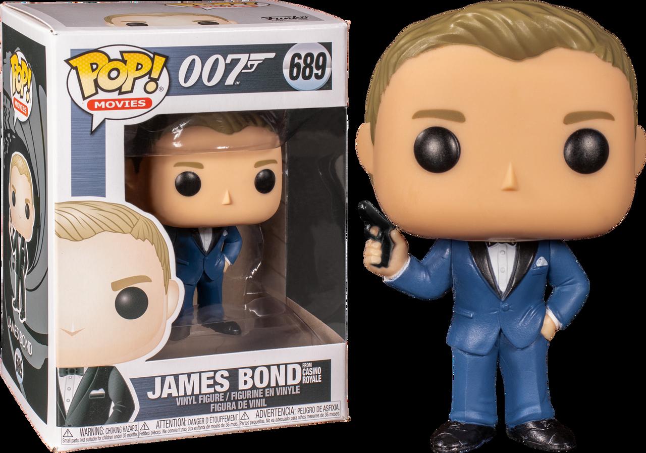 Casino Royale James Bond Pop Vinyl Figure
