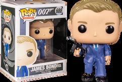 Quantum of Solace - James Bond Pop! Vinyl Figure