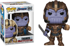 Avengers 4: Endgame - Thanos Pop! Vinyl Figure