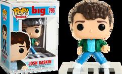 Big (1988) - Josh Baskin with Piano Pop! Vinyl Figure