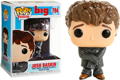 Big (1988) - Josh Baskin with Suit Pop! Vinyl Figure