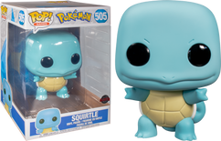 "Pokemon - Squirtle 10"" Pop! Vinyl Figure"