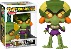 Crash Bandicoot - Nitros Oxide Pop! Vinyl Figure